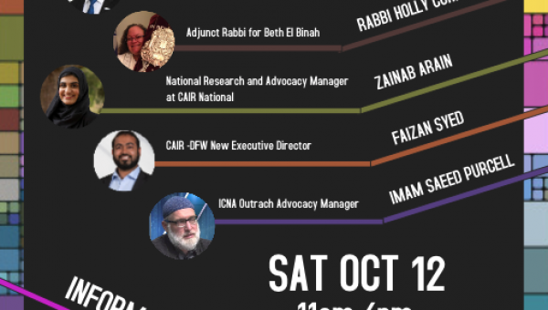 CAIR-DFW to Hold Islamophobia Conference on Rising Hate Against Ethnic and Religious Minorities