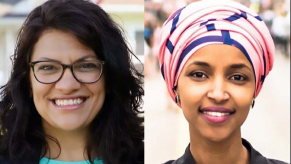 Rashida Tlaib and Ilhan Omar Become First Muslim Women Elected to Congress