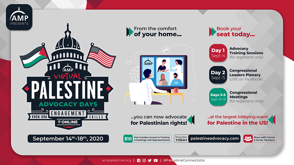 CAIR-TX to Join Virtual Palestine Advocacy Day