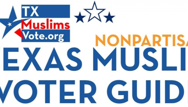 CAIR-TX Releases Voter Education Guide for 2020 Election