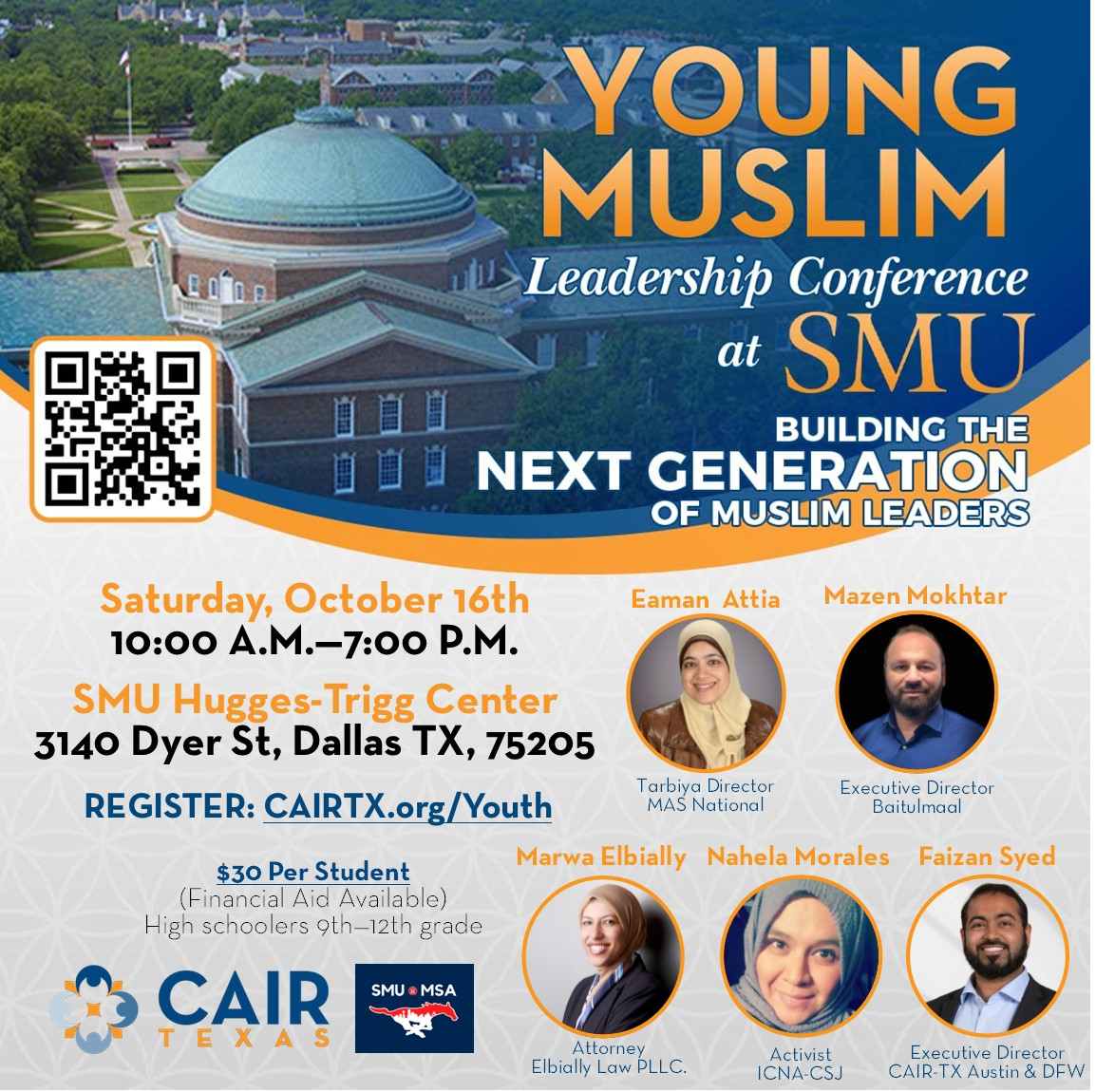 Young Muslim Leadership Conference @ SMU